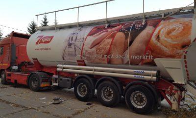 Colantare auto Top Advertising - productie publicitara Valcea