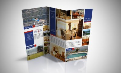 flyer Top Advertising - productie publicitara Valcea