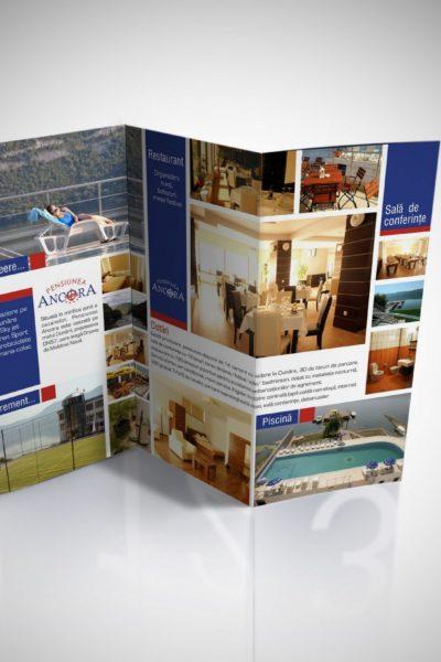 flyer Top Advertising - productie publicitara Valcea