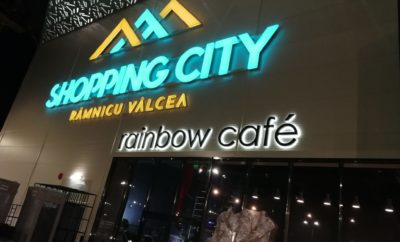 reclame luminoase SHOPPING CITY NEPI