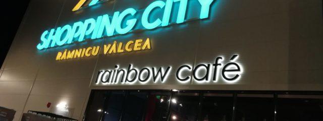 reclame luminoase SHOPPING CITY NEPI