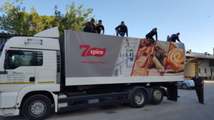 colantare camion prelata