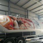 productie publicitara valcea top advertising sapte spice autocolant cisterna