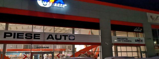 unix piese auto craiova, unix piese auto, productie publicitara craiova, reclame valcea, top advertising valcea